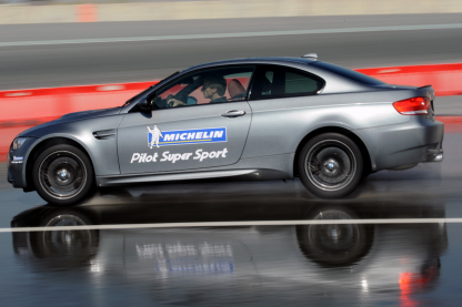 BMW Michelin Pilot Super Sport Tires