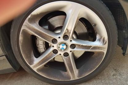 135i Wheel Wash