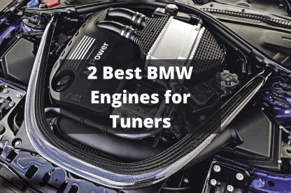 2 Best BMW Engines for Horsepower
