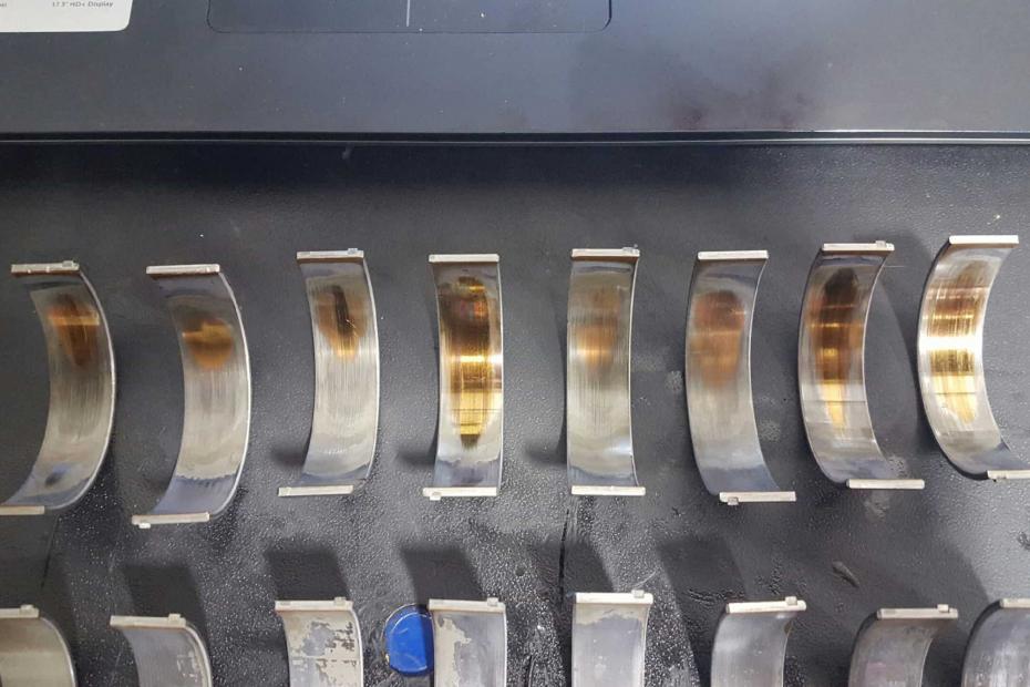 S65 Rod Bearing Failure