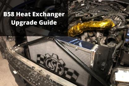 B58 Heat Exchanger Upgrade Guide
