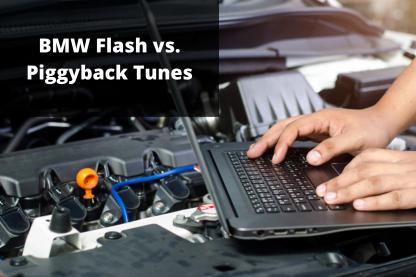 Flash vs Piggyback Tunes