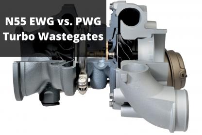N55 Wastegate EWG PWG