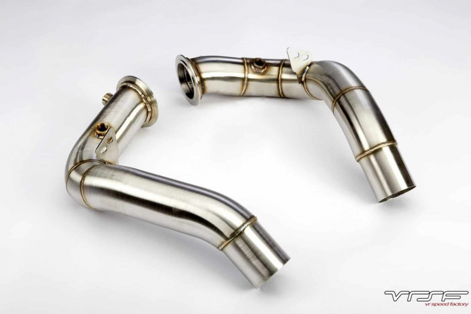 VRSF N63 Catless Downpipes