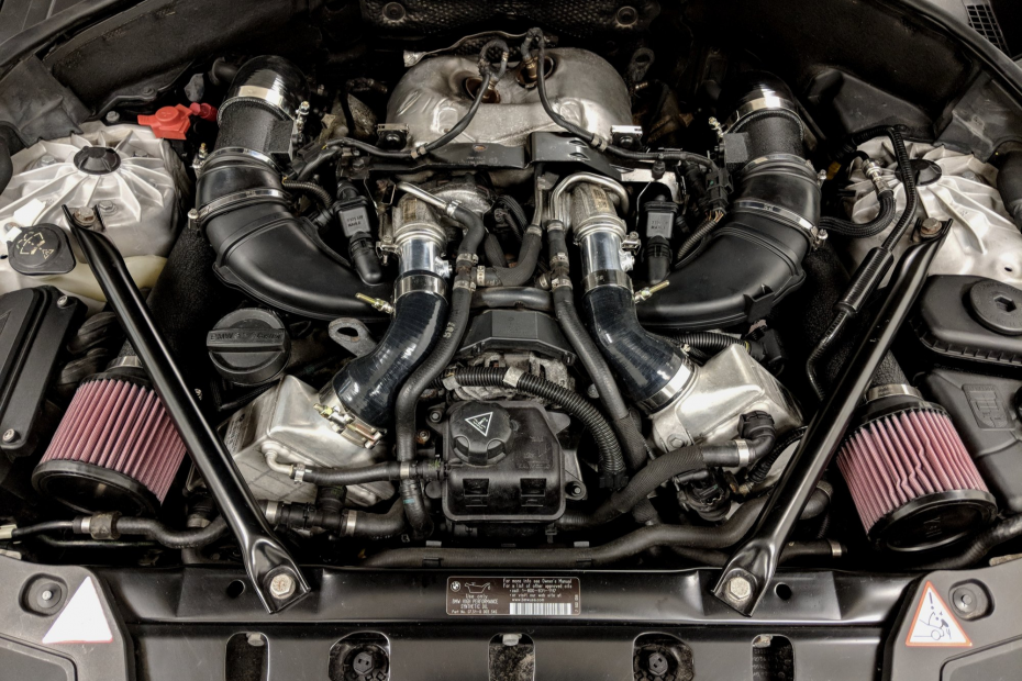 ARM Motorsports N63 Intake