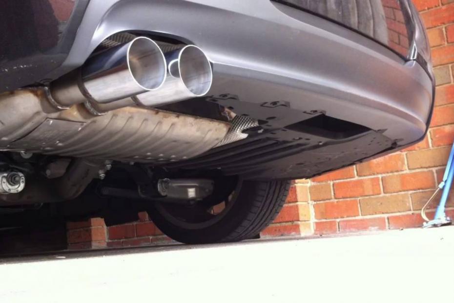 N52 Performance Exhaust
