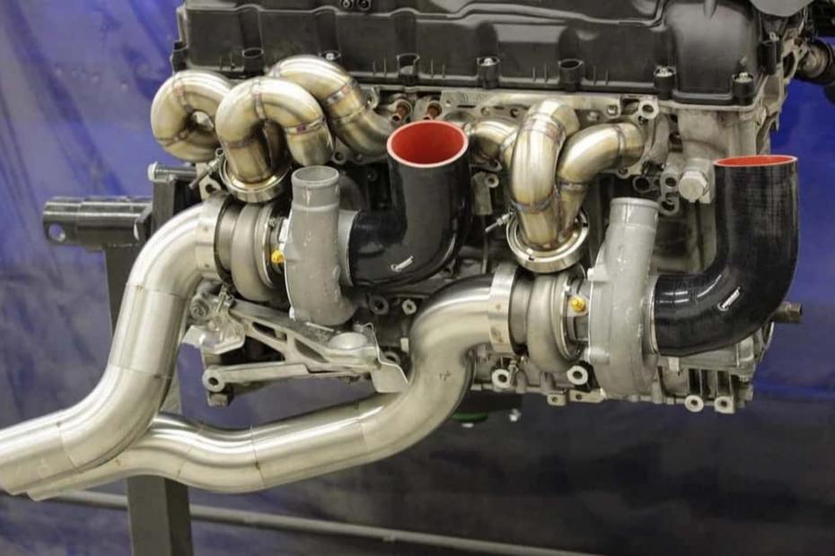 S55 Doc Race Stock Turbos