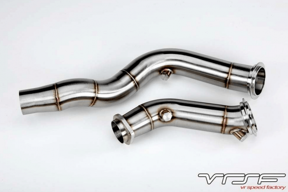 VRSF S55 Catless Downpipes