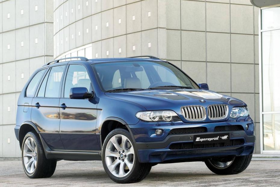 BMW E53 X5