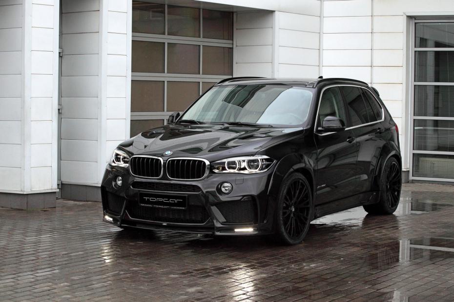 BMW F85 X5M