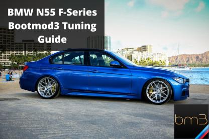 N55 F Series Bootmod3 Tuning