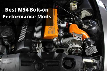 Best BMW M54 Engine Mods