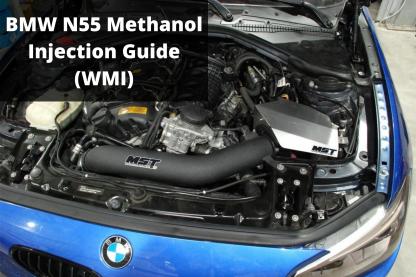 N55 Methanol Injection Guide
