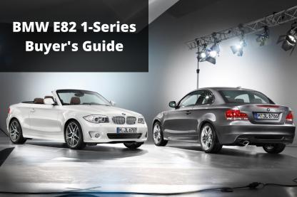 BMW E82 E88 Buyers Guide