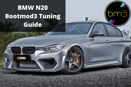 N20 Bootmod3 Tuning Guide