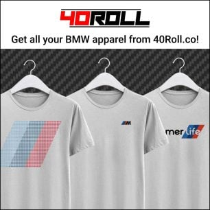 Buy BMW Clothing at 40Roll