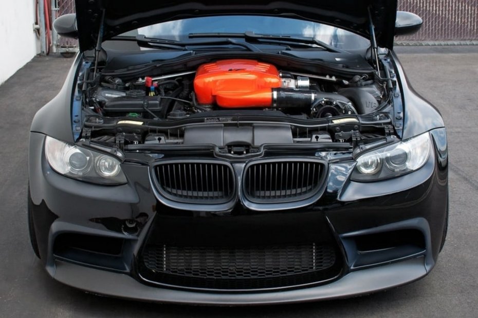 S65 M3 VF Engineering Supercharger